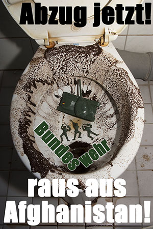 Afghanistan-Plakat